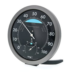 TFA Accuracy Thermo-Hygrometer BK