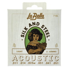 La Bella 710L Silk & Steel L