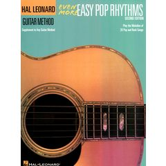 Hal Leonard Guitar Method: Even More Easy
