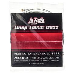 La Bella 760FS-B Deep Talkin Bass