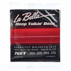 La Bella 760T White Nylon