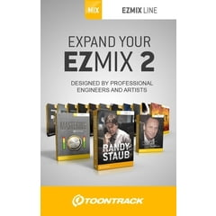 Toontrack EZmix-Pack Card