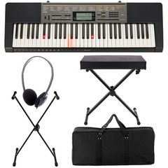 Casio LK-265 Deluxe Bundle