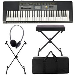 Casio CTK-2500 Deluxe Bundle