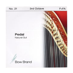 Bow Brand Pedal Natural Gut 3rd F No.21