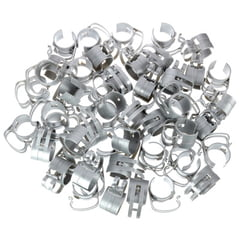 Stairville Snap light silver 55 pcs
