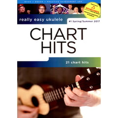 Wise Publications Really Easy Ukulele: Chart Hit