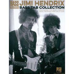Hal Leonard Jimi Hendrix Bass Tab