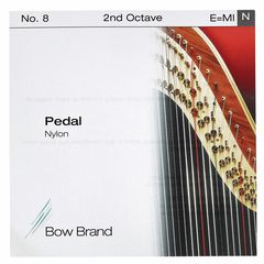 Bow Brand Pedal Artist Nylon 2nd E No.8