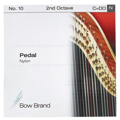 Bow Brand Pedal Artist Nylon 2nd C No.10