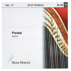 Bow Brand Pedal Artist Nylon 2nd B No.11