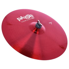 "Paiste 16"" 900 Color Sound Crash RED"