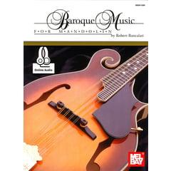 Mel Bay Baroque Music for Mandolin
