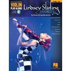 Hal Leonard Violin Play-Along Stirling Fav
