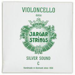 Jargar Silver Cello String C Dolce
