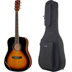 Harley Benton D-120VS Bundle