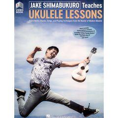 Hal Leonard Shimabukuro Teaches Ukulele