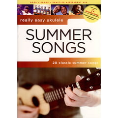 Wise Publications Really Easy Ukulele: Summer