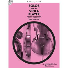 G. Schirmer Solos For The Viola Player