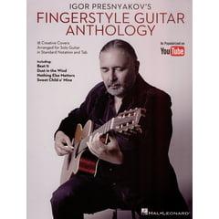 Hal Leonard Fingerstyle Guitar Anthology