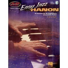 Hal Leonard Easy Jazz Hanon: 50 Exercises