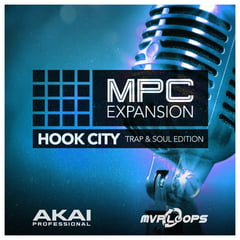 Akai Hook City Trap & Soul Edition