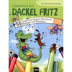 Helbling Verlag Liederhits mit Dackel Fritz