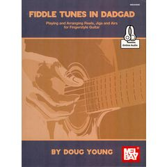 Mel Bay Fiddle Tunes In Dadgad