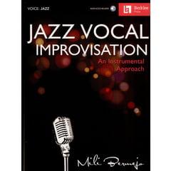 Berklee Press Jazz Vocal Improvisation