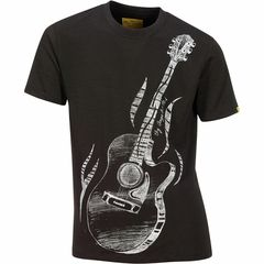 Xam Schrock T-Shirt Acoustic Hero XL
