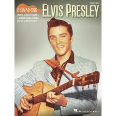 Hal Leonard Elvis Presley Strum & Sing