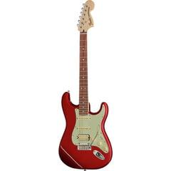 Fender Deluxe Strat HSS PF CAR