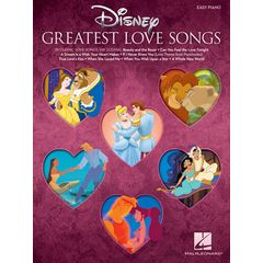 Hal Leonard Disney's Greatest Love Songs