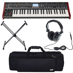 Behringer DeepMind 12 Bag/Stand Bundle