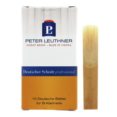 Peter Leuthner German Bb-Clarinet 3,0 Prof.
