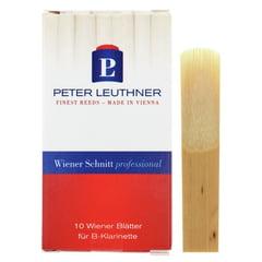 Peter Leuthner Bb-Clarinet Wien 6,0 Prof.
