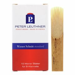 Peter Leuthner Bb-Clarinet Wien 2,5 Standard