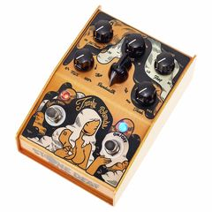Stone Deaf Trashy Blonde Overdrive & EQ