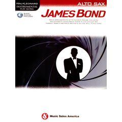 Hal Leonard James Bond Alto Sax