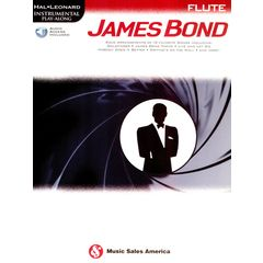 Hal Leonard James Bond Flute