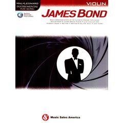 Hal Leonard James Bond Violin