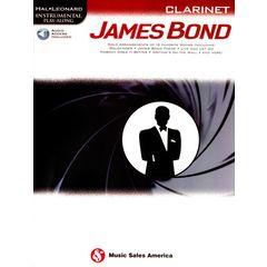 Hal Leonard James Bond Clarinet