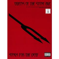 Wise Publications Queens Of The Stone Age Deaf