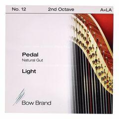 Bow Brand Pedal Nat. Gut 2nd A No.12 L