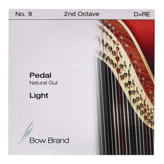 Bow Brand Pedal Nat. Gut 2nd D No.9 L