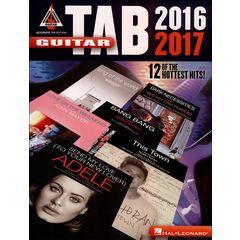 Hal Leonard Guitar Tab 2016-2017