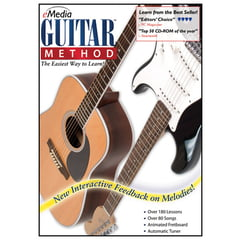 Emedia Guitar Method - Win