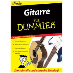 Emedia Gitarre für Dummies - Mac