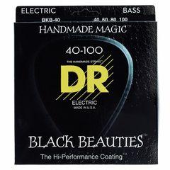 DR Strings Extra Black Beauties BKB-40
