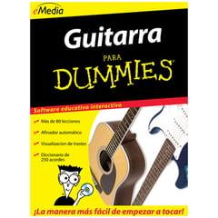 Emedia Guitarra Para Dummies - Win